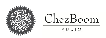 Chez Boom Audio Post Production Logo
