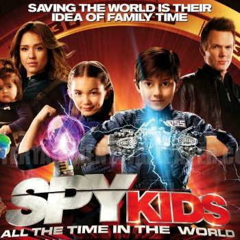 Spy Kids 4, Re-Recording Mixer