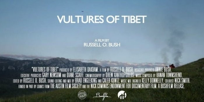 Vultures of Tibet, Sound Designer and Re-Recording Mixer