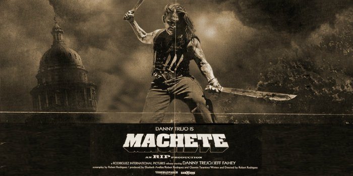 Machete, Re-Recording Mixer