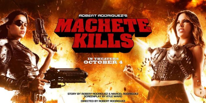 Machete Kills, Sound Supervisor and Re-Recording Mixer