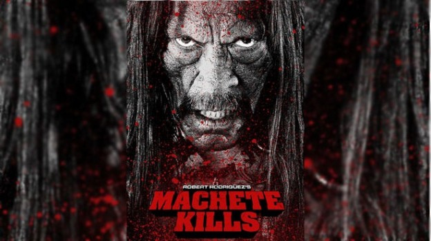 Machete Kills movie promotional image featuring Danny Trejo